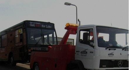 Garage Services & Vehicle Maintenance