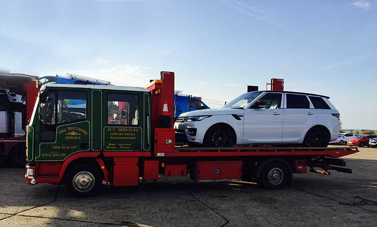 Vehicle Towing & Transfer Services