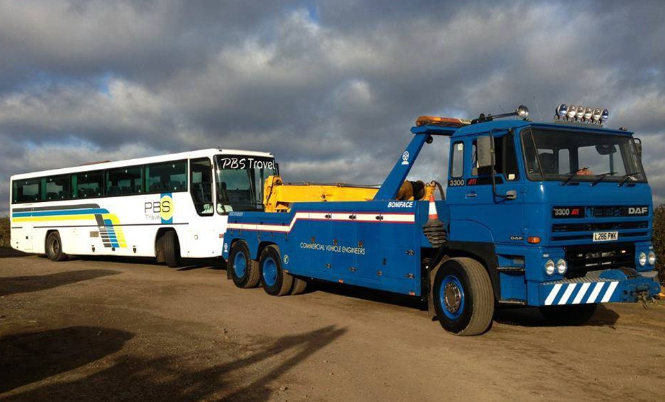 Heavy Vehicle & Agricultural Machinery  Towing