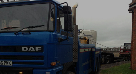 Light, Heavy & Agricultural Vehicle  Haulage Towing